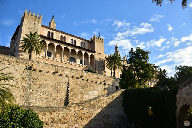 Fin de año en Palma de Mallorca - Palacio de la Almudaina