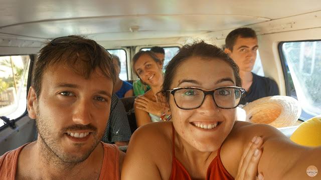 Cómo moverse por Cuba - viajando en coche compartido