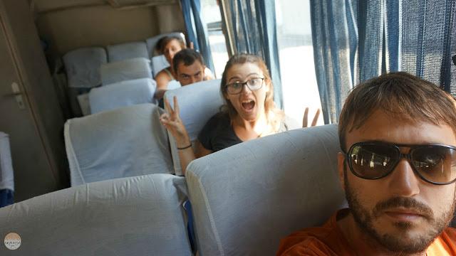 Cómo moverse por Cuba - viajando en Viazul