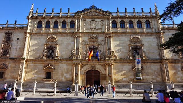 La universidad de Alcalá de Henares