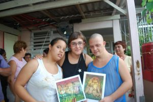 viajar y ayudar: trip-drop en Cuba