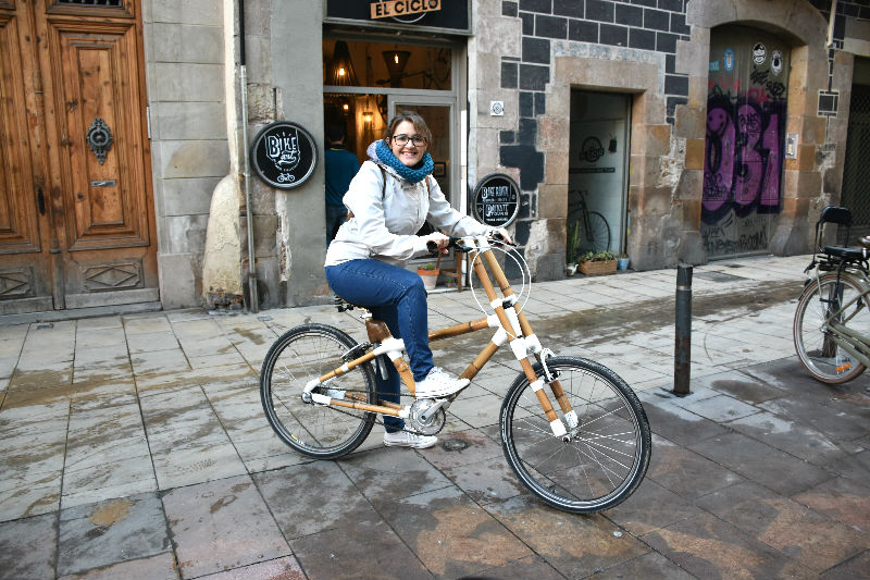 Planes originales en Barcelona - Bamboo Bike tours