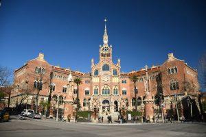 Una semana en Barcelona: El Recinto Modernista de Sant Pau