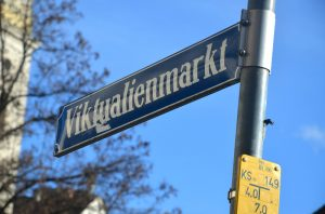 Qué hacer en Múnich en dos días - Viktualienmarkt