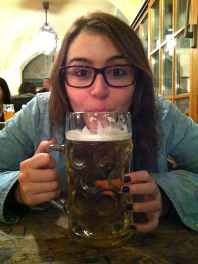 Qué hacer en Múnich en dos días - ofbrauhaus