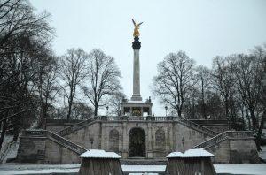Qué hacer en Múnich en dos días - Friedensengel