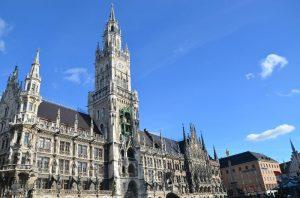 Qué hacer en Múnich en dos días - Marienplatz