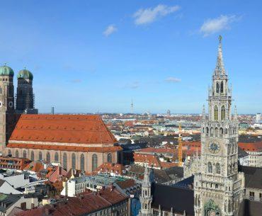 Qué hacer en Múnich en dos días - Torre de San Pedro