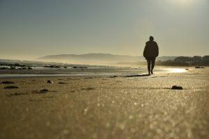 Hacer Surf en Galicia - amanecer en Razo