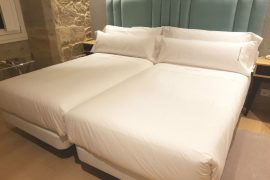 Donde dormir en Santiago de Compostela - Hotel Praza Quintana