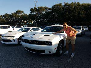 Parques temáticos de Orlando: alquilar un coche en Florida