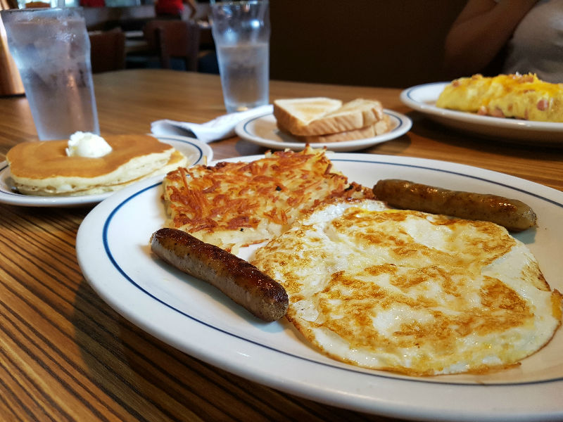 Brunch en IHOP
