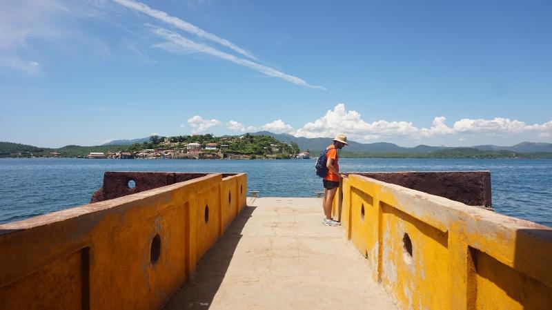 Guía para visitar Santiago de Cuba: muelle
