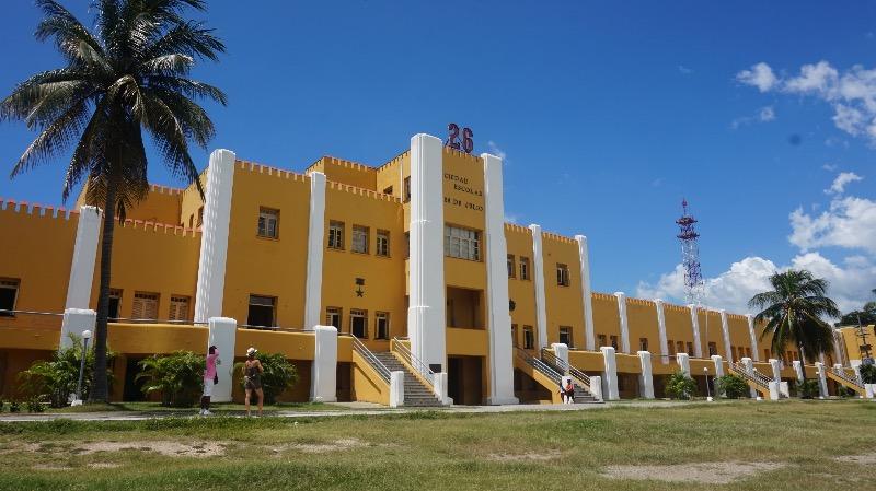 Guía para visitar Santiago de Cuba: Cuartel Moncada