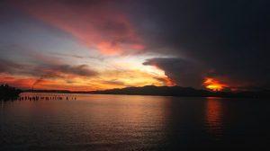 Guía para visitar Santiago de Cuba: puesta de sol