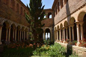 Tres días en el Pirineo aragonés: interior de la Colegiata