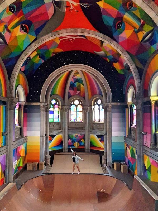 Iglesia Skate Asturias