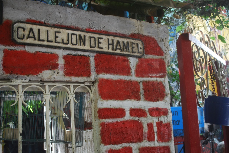 Cosas que hacer en La Habana: visitar el Callejón de Hamel