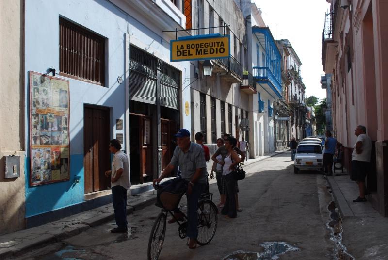 Cosas que hacer en La Habana: visitar la Bodeguita del medio
