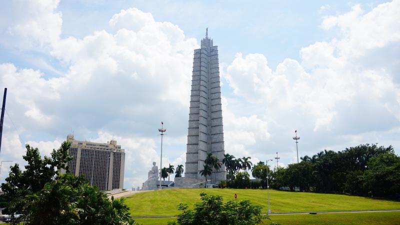 Cosas que hacer en La Habana: el monumento a José Martí