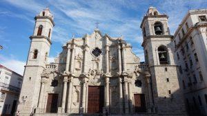 Cosas que hacer en La Habana: catedral de la Habana