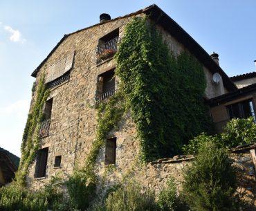 alojamiento rural ecológico en el Pirineo Aragonés: o chardinet d'a formiga