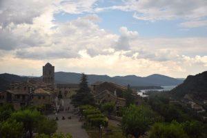 Tres días en el Pirineo aragonés: Panorámica de Aínsa