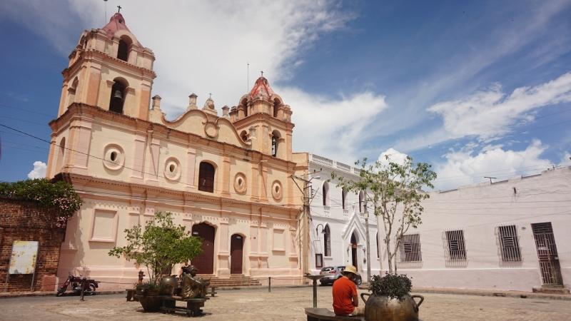 Camagüey: Plaza del Carmen