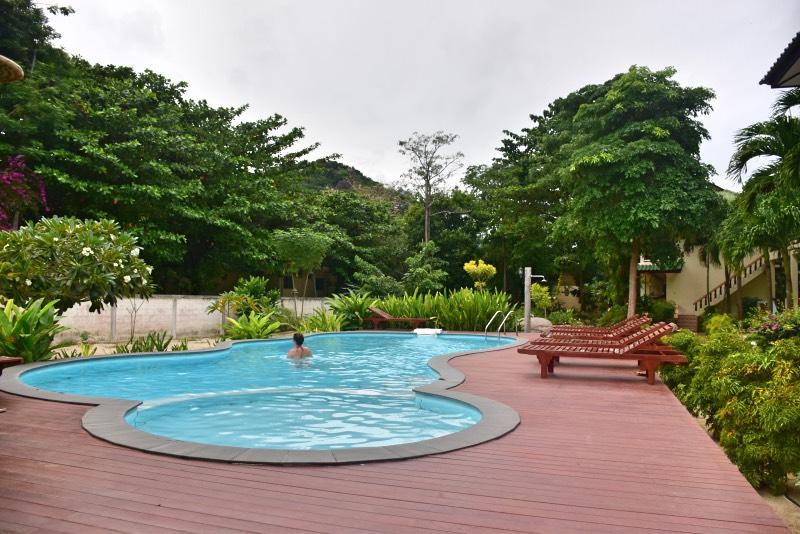La piscina del JP Resort