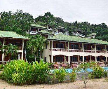 Dónde dormir en Koh Tao: el JP Resort