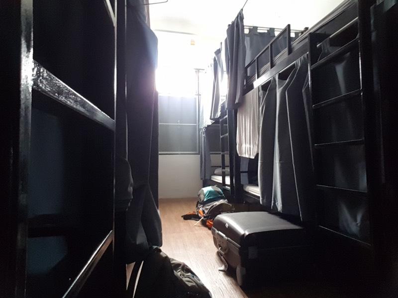 Dónde dormir en Bangkok: krit hostel