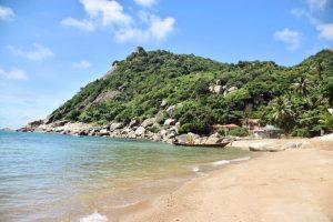 Las mejores playas de Koh Tao: Tanote Bay