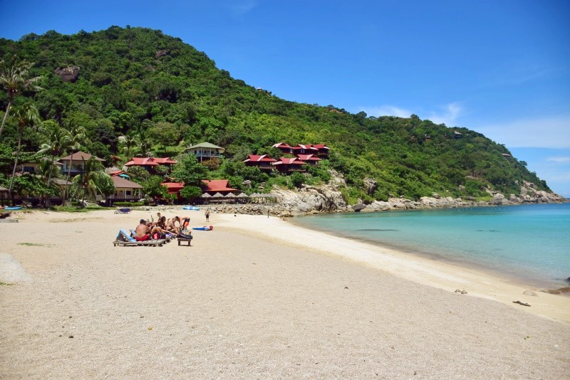 Las mejores playas de Koh Tao: Ao Leuk
