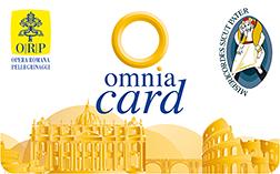 Tarjeta OMNIA para Roma