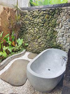 Dónde dormir en Bali: villa frente a los arrozales en Ubud