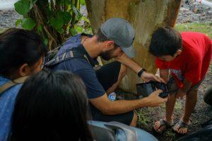 Trip-drop en Bali: volando el dron