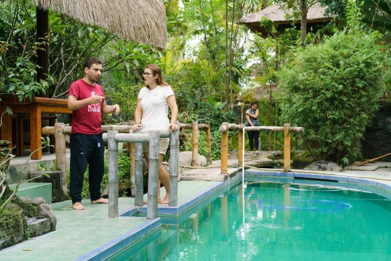 Trip-drop en Bali: conversando con Juan, uno de los voluntarios
