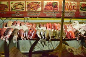 Mercado de pescado de Labuan Bajo