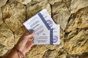 Parque Nacional de Komodo: entrada al parque