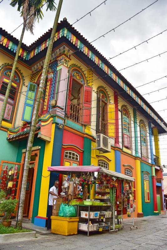 La casa de Tan Teng Niah