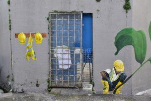 Tour de graffitis en Singapur