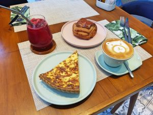 Dónde comer en Bali: Folie Kitchen and patisserie