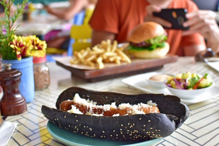 Dónde comer en Bali: Sea Circus Bali