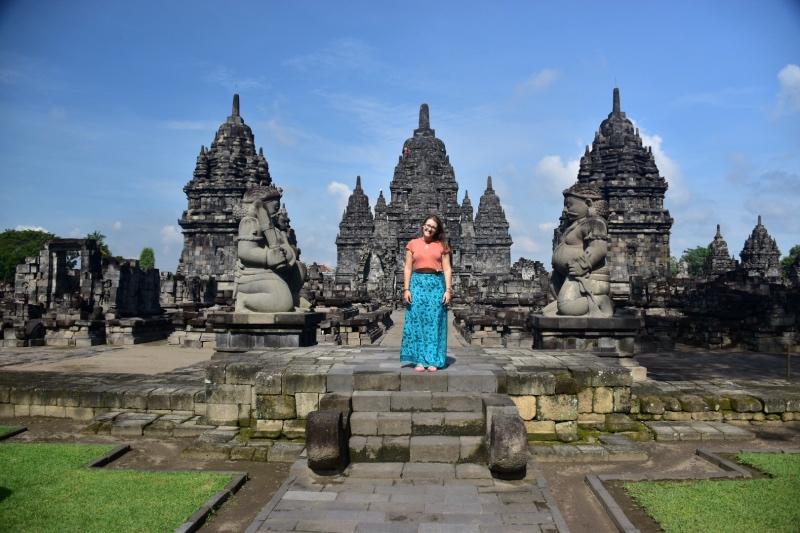 Ruta por Indonesia en 20 días: Prambanan