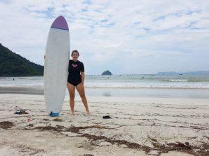 cosas que hacer en Indonesia: surf en Lombok