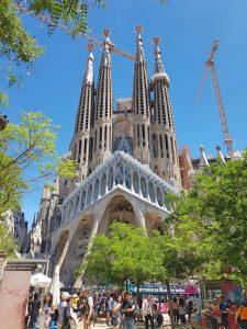 Consejos para visitar la Sagrada Familia: fachada de la pasión