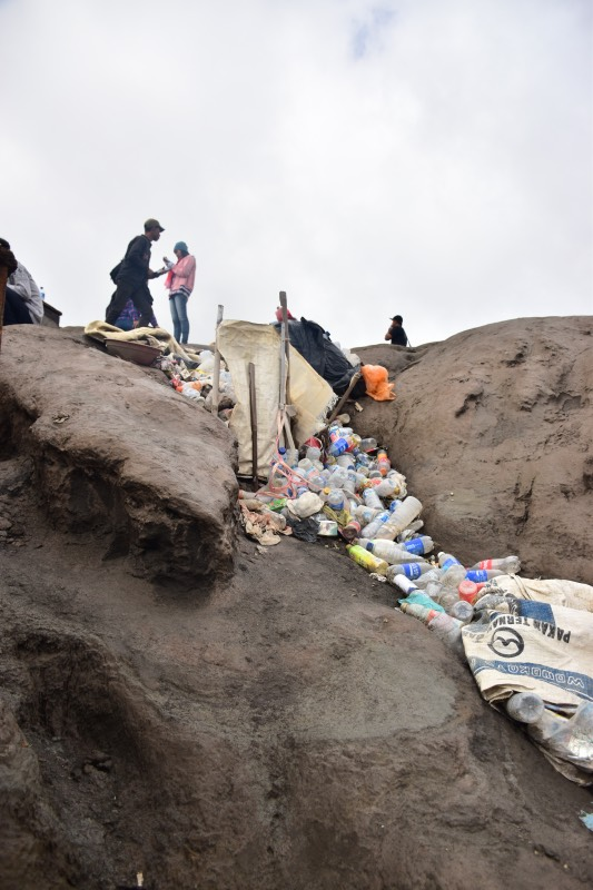 Viajar sin plástico por el Sudeste Asiático: Volcán Bromo