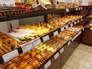 panadería Japón