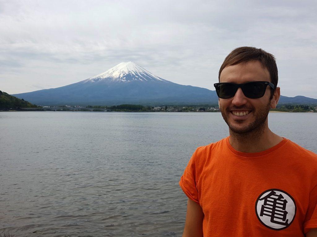 ruta por Japón en 21 días Fujikawaguchiko