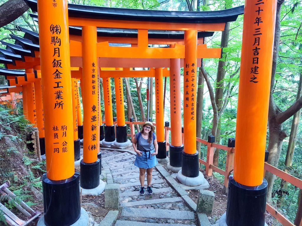 ruta por Japón en 21 días Kyoto